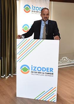 İZODER 2021 Mali Genel Kurulu Gerçekleşti