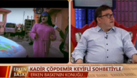 İZODER - TV 8 - ERKEN BASKI
